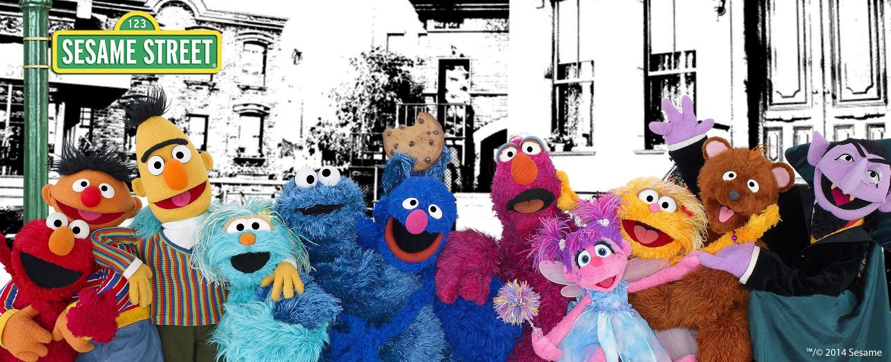 Sesame Street na Zazzle