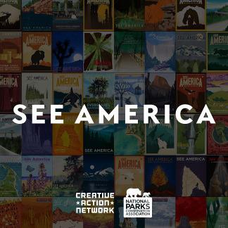 Ilustrações See America