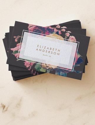 Cartões de Visita na Zazzle