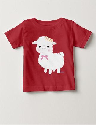 Camisetas Infantis Fofas