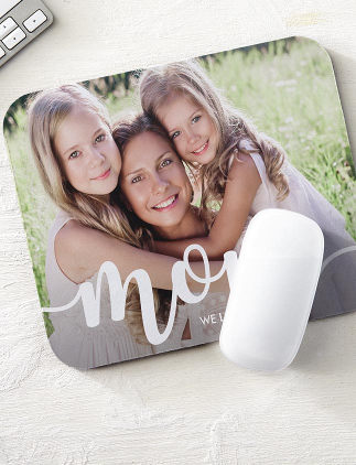 Mousepads Personalizáveis na Zazzle