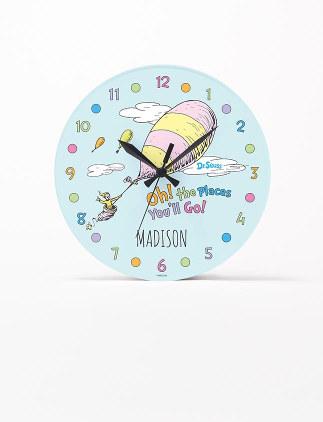 Relógios de Parede Fofos na Zazzle