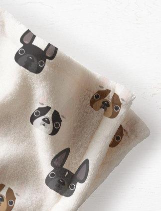 Cobertores de Lã na Zazzle