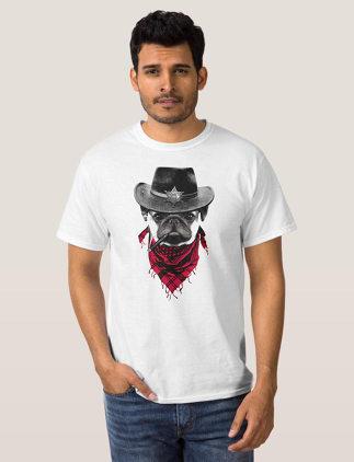 Camisetas personalizadas na Zazzle