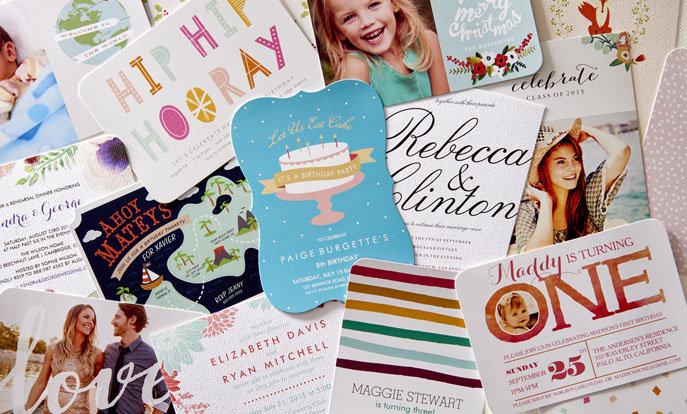 Cartões e Convites