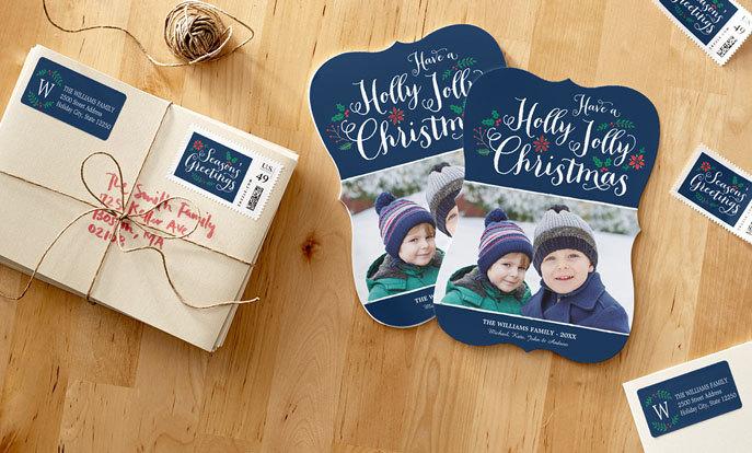Convites de Natal