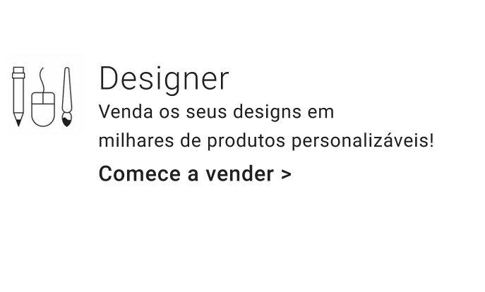 Venda seus designs nos produtos na Zazzle