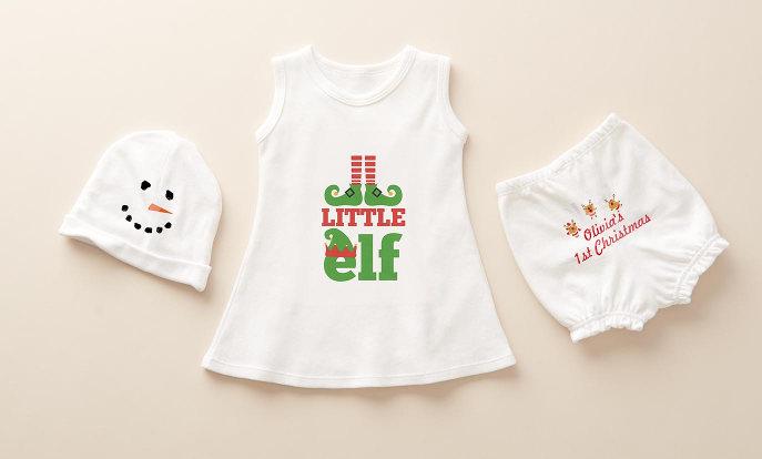Encontre os produtos mais fofos para bebés na Zazzle. De camisetas e tapa fraldas a gorrinhos e chupetas personalizáveis!