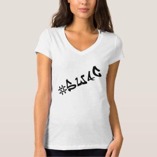 #Swag dos ganhos de Hashtag Camiseta