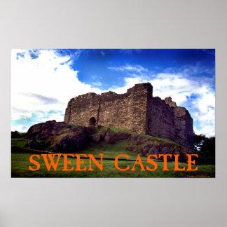 sween o castelo posters