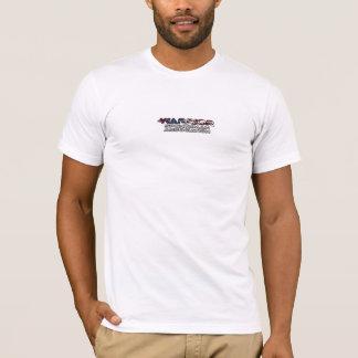 T básico da associação do desportista do guerreiro tshirts