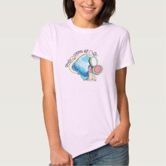 T cabido - Rimas da beleza com Cutie T-shirts