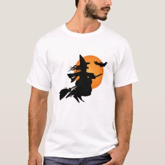 T da bruxa do Dia das Bruxas Camisetas