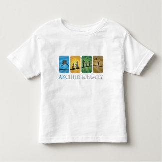 T da criança da criança & da família de AK Tshirts