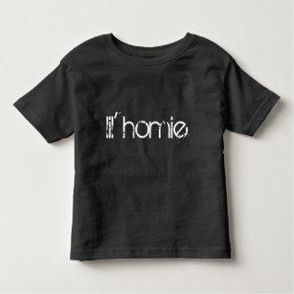 T da criança do homie do lil camiseta