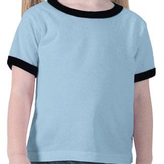 T da criança do polvo tshirt