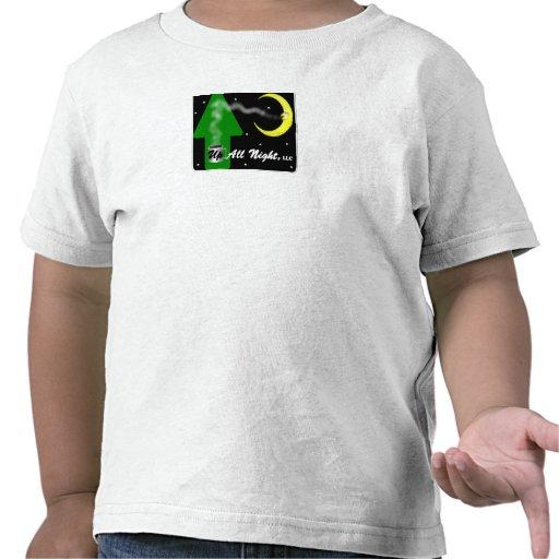 T da criança tshirts