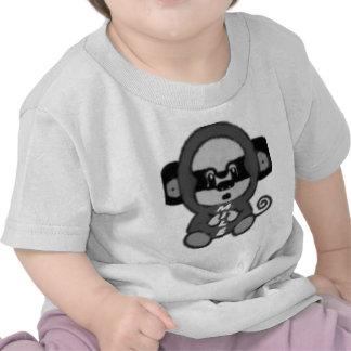 T da criança camiseta