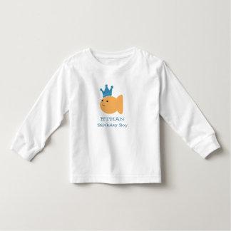 T da festa de aniversário do peixe dourado t-shirts