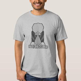 T da matéria cinzenta de GFL Camisetas