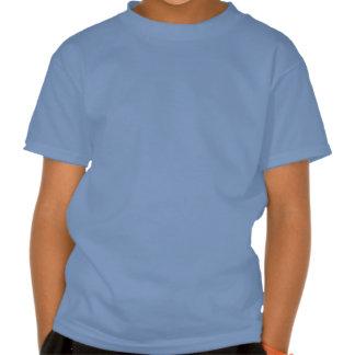 T da navigação para crianças t-shirt