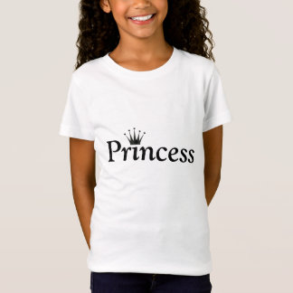 T da princesa Bella Caber Camiseta