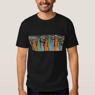 T da skyline t-shirts