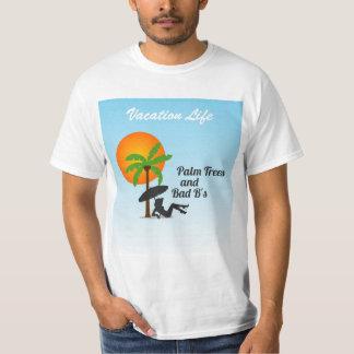 T das férias das palmeiras tshirts