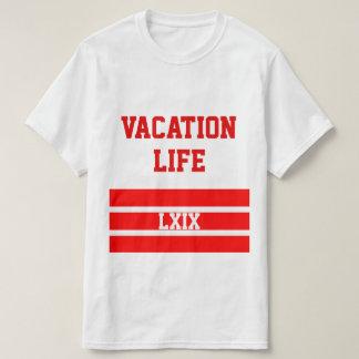 T das férias LXIX Camisetas