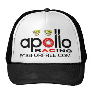 T de competência brancos de Apollo e chapéus Bone