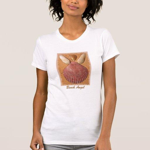 T do anjo da praia t-shirt