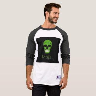 T do basebol do jogo de KV5H Camisetas