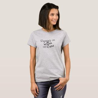 T do café e do Jesus Camisetas