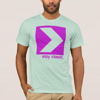 T do clássico de 2015 estadas t-shirt