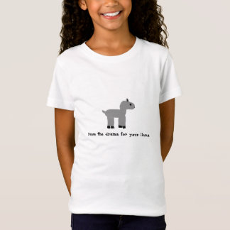 T do drama do lama t-shirt