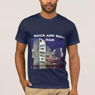T do PAI do CORREDOR DA FAMA do ROCK AND ROLL Camiseta