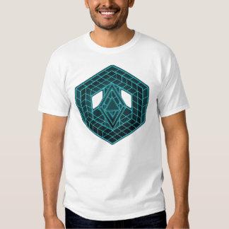 T do promocional da fronteira de Digitas Camiseta