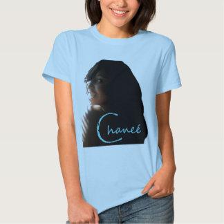 T do promocional de Chanee Camisetas