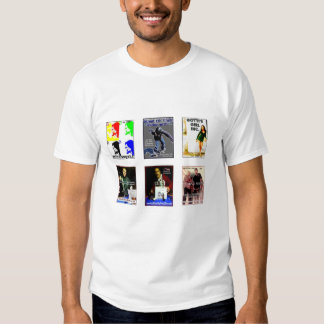 T do PROMOCIONAL de GOTTI FACULTY/T.Gotti Camiseta