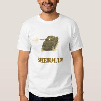 T do tanque de Sherman Tshirt