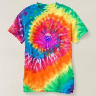T magro do deus do menino do Stoner (laço-tintura) Tshirts