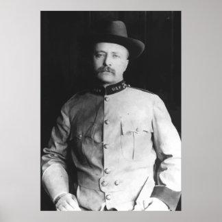 T.R. Durante seu serviço militar Poster