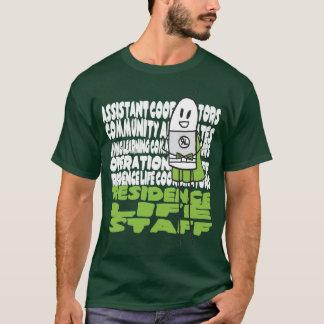 T REJEITADO 2 de ResLife Camisetas