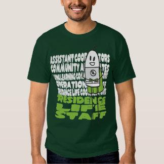T REJEITADO 2 de ResLife Tshirt