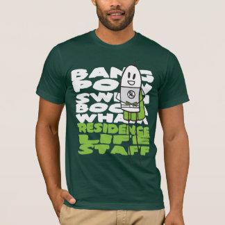 T REJEITADO 3 de ResLife Camiseta