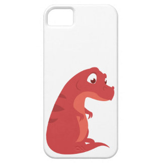 T-Rex carnudo Capa Barely There Para iPhone 5