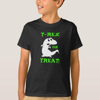 T-Rex ou deleite Camiseta