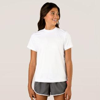 T-S secos personalizados da malha do dobro do T-shirts