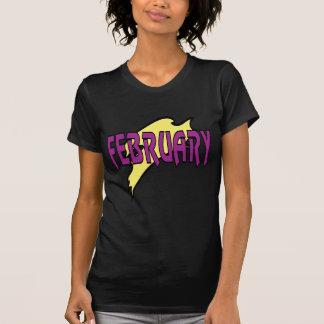 T-shirt 1º de fevereiro