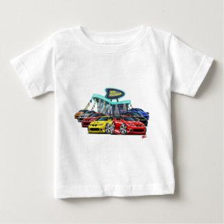 T-shirt 2004-06 cena do concessionário automóvel de GTO